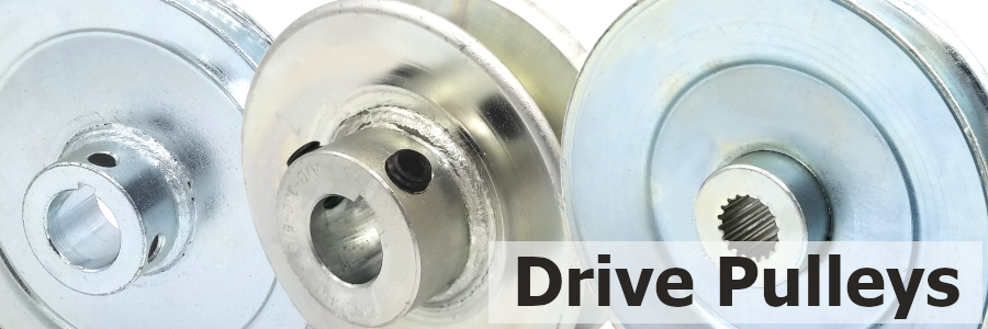 What is a Drive Pulley?