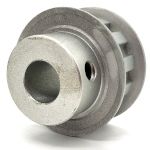 Timing Pulley - 12 Tooth - L - Aluminum