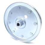 Honda 22420-VE2-J00 Honda 22420-VE2-J000 Honda 22420-VE2-J001 V-Groove Drive Pulley - 5'' Dia. - 10mm Bore - Steel