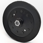 John Deere AM134314 V-Groove Drive Pulley - 6.25'' Dia. - Splined Bore - Steel