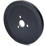 Toro 103-1472 Exmark 103-1472 V-Groove Drive Pulley - 6.75'' Dia. - 1'' Bore - Steel