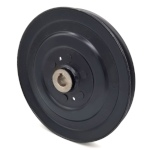 John Deere AM105647 V-Groove Drive Pulley - 7'' Dia. - 5/8'' Bore - Steel