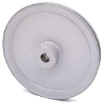 Generac 111141 DR Power 111141 V-Groove Drive Pulley - 7'' Dia. - 5/8'' Bore - Steel