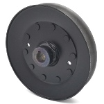 John Deere: AM104405, V-Groove Drive Pulley - 6'' Dia. - 5/8'' Bore - Steel