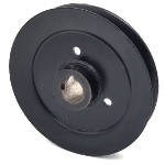 """USED WITH V BELT RDGTOOLS 4/"""" V PULLEY 3//4/"""" BORE vee PULLEYS"""