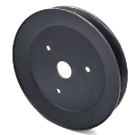 Toro 109-9511 Exmark 109-9511 V-Groove Drive Pulley - 8'' Dia. - 1 3/16'' Bore - Steel