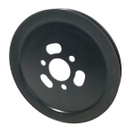Toro 105-7733 Exmark 105-7733 V-Groove Drive Pulley - 9.25'' Dia. - 1 3/4''+ Bore - Steel