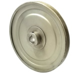 V-Groove Drive Pulley - 9'' Dia. - 7/8'' Bore - Steel