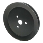 Toro 109-2180 Exmark 109-2180 V-Groove Drive Pulley - 9.25'' Dia. - 1 3/16'' Bore - Steel
