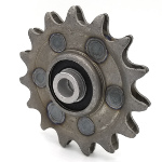 Turfco 659545 Sprocket Pulley - 4'' Dia.- 5/8'' Bore - Steel