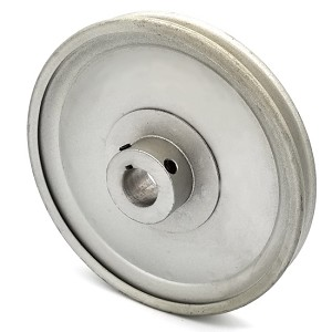 V-Groove Drive Pulley - 5.5'' Dia. - 7/8'' Bore - Steel