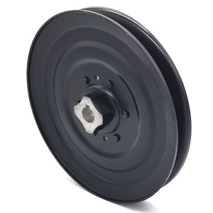 Scag 48197 V-Groove Drive Pulley - 7.5'' Dia. - 5/8'' Bore - Steel