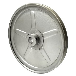 V-Groove Drive Pulley - 10'' Dia. - 7/8'' Bore - Steel