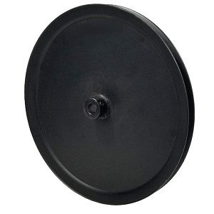 V-Groove Drive Pulley - 12'' Dia. - 5/8'' Bore - Steel