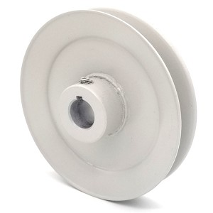V-Groove Drive Pulley - 5'' Dia. - 3/4'' Bore - Steel