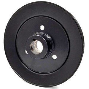 Toro 1-633010 Exmark 1-633010 V-Groove Drive Pulley - 6.25'' Dia. - 1'' Bore - Steel
