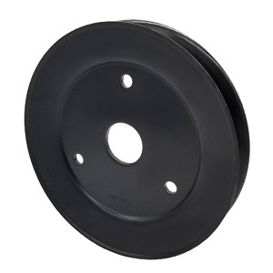 Toro 116-1443 Exmark 116-1443 V-Groove Drive Pulley - 6.5'' Dia. - 1 3/16'' Bore - Steel