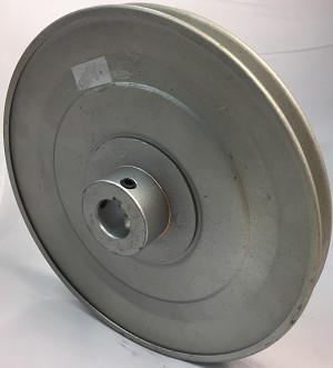 V-Groove Drive Pulley - 8'' Dia. - 7/8'' Bore - Steel