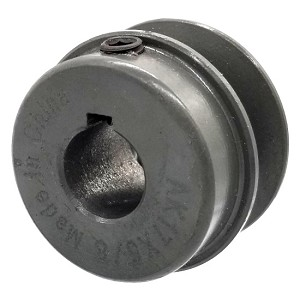 V-Groove Drive Pulley - 1.75'' Dia. - 5/8'' Bore - Cast Iron