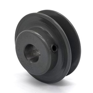 V-Groove Drive Pulley - 2.5'' Dia. - 5/8'' Bore - Cast Iron