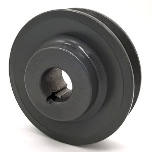 V-Groove Drive Pulley - 3.5'' Dia. - 7/8'' Bore - Cast Iron