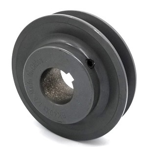 V-Groove Drive Pulley - 4'' Dia. - 1 1/8'' Bore - Cast Iron