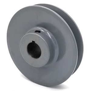 V-Groove Drive Pulley - 4.5'' Dia. - 7/8'' Bore - Cast Iron