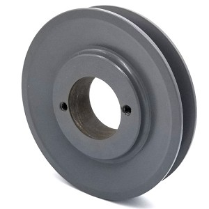 V-Groove Drive Pulley - 4.25'' Dia. - 1 5/8'' Bore - Cast Iron