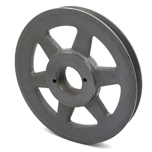 V-Groove Drive Pulley - 7.75'' Dia. - 1 5/8'' Bore - Cast Iron