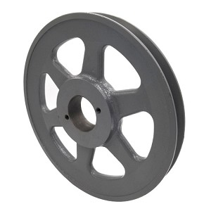 V-Groove Drive Pulley - 8.75'' Dia. - 1 5/8'' Bore - Cast Iron