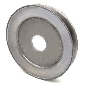 V-Groove Drive Pulley - 5.5'' Dia. - 1 1/4'' Bore - Steel