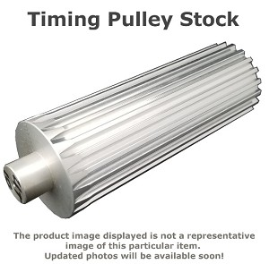 Pulley Stock - 35 Tooth - HTD 5mm - Aluminum